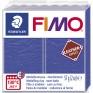 Veidojamā masa FIMO Leather effect tumši zila